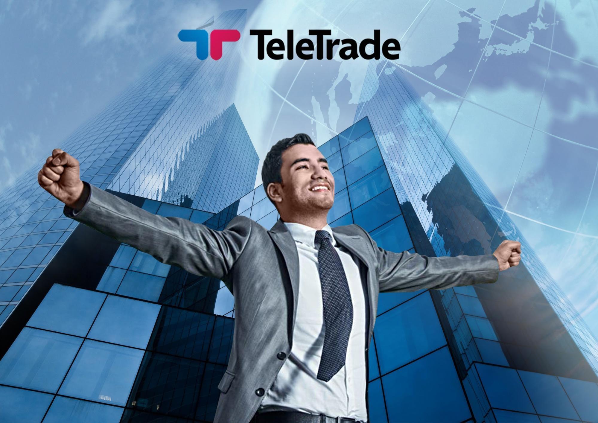 Teletrade вакансии: что собой представляет работа на форекс-брокера