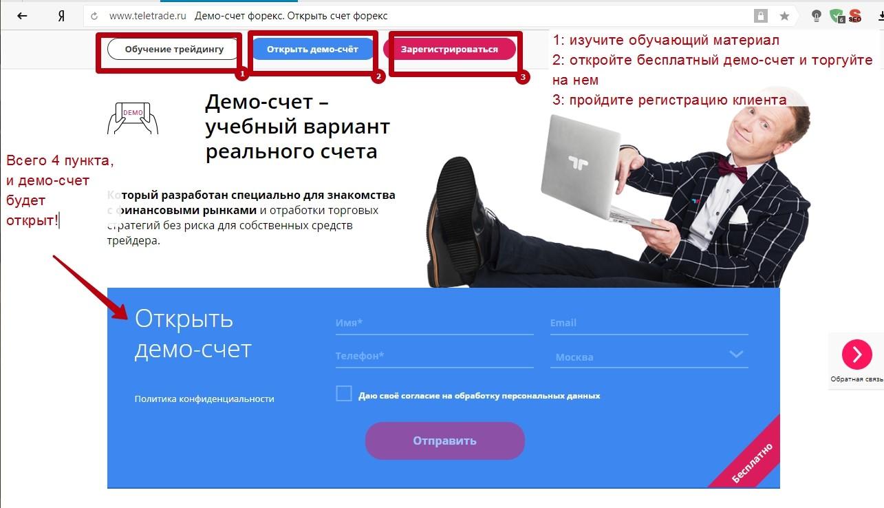 Опцион Демо Счет Без Регистрации